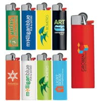 promotional disposable bic lighters