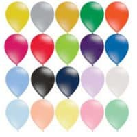 Promotional Metallic And Pearl 30cm Balloons