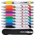 Promotional Brand Beat Ballpoint Pens With Digital Print