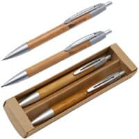 branded pen and pencil set