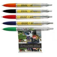 Promotional Stainless Steel Banner Pens