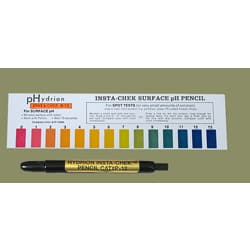 HYDRION INSTA-CHEK MECHANICAL PH TEST PENCIL