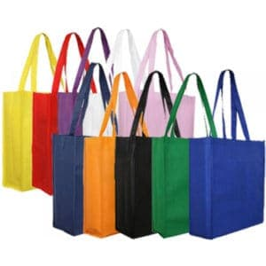 Large Non Woven Tote Bags With Gusset