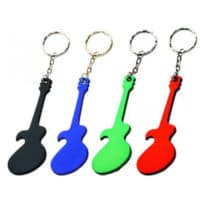 Promotional Guitar Keyring