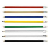 Promotional Sharpened Wood Pencils With Erasers