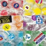 Promotional Corporate Colour Lollipops