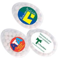Promotional Sugar Free Breath Mints, Branded Breath Mints