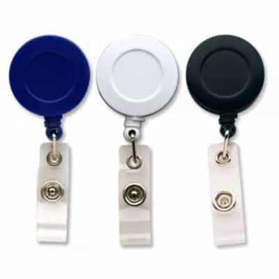 Promotional Retractable Badge Holders