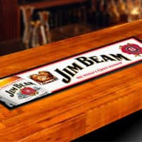 Custom Printed Bar Runners