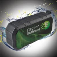 Promotional Escape Water Resistant Bluetooth Speaker
