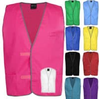 Coloured Vests
