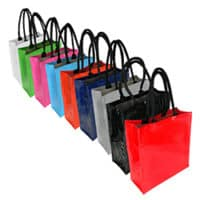 Promotional Glossy Tote Bags