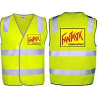 Hi Vis Day Night Safety Vests