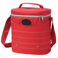 Promotional Arlington Oval Shaped Cooler Bag