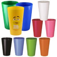 Personalised Plastic Party Cups