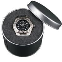 Promotional Round Watch Case