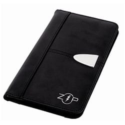 Promotional Remo Leather Travel Wallet