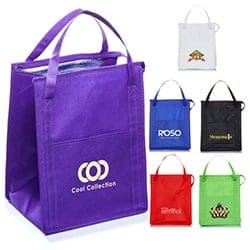 Promotional Goliath Insulated Grocery Tote Bag