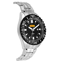 Promotional Mens Watch With Stainless Steel Band