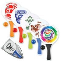 Promotional Action Paddle And Ball Sets