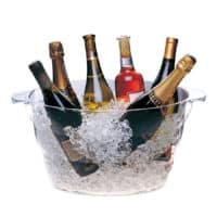 branded ice buckets