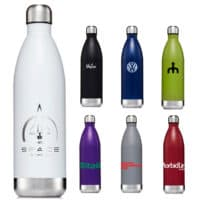 personalised large hydro soul drink bottles