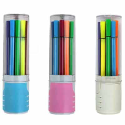 Promotional 12 Colouring Pens