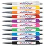 Promotional Arrow Ballpoint Pens