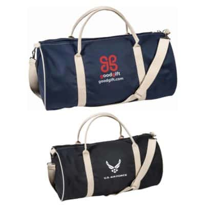 Promotional arrel Bag