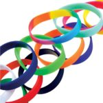 Promotional Silicone Wrist Bands