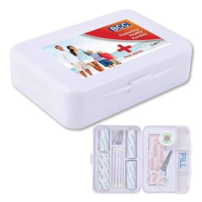 Promotional Traveller First Aid Kit