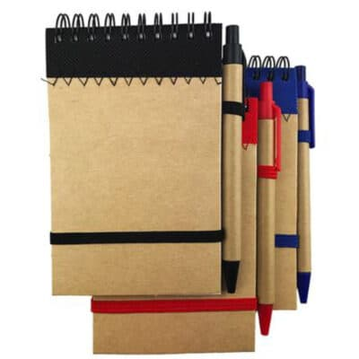 Banya Recycled Paper Jotter