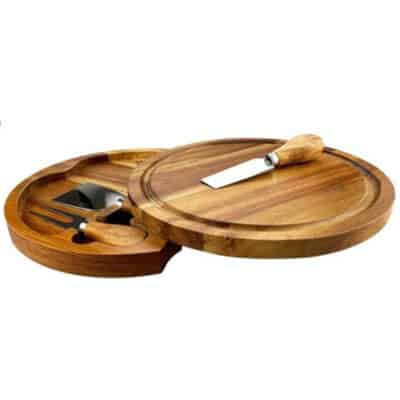 Exquisite Cheeseboard And Knife Set