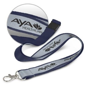 Reflector 20mm Wide Lanyards