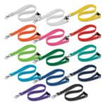 Silicon 15mm Wide Lanyards