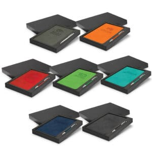 Demio A5 Notebook And Pen Gift Set
