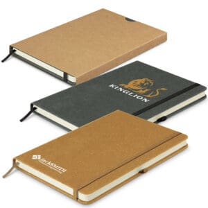 Phoenix A5 Recycled Hard Cover Notebook