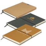 Phoenix A5 Recycled Soft Cover Notebook